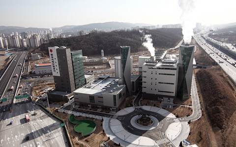 Pangyo Combined Cycle Power Generation Plant Project